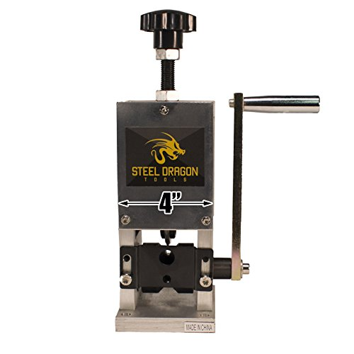 Steel Dragon Tools WRA15 Benchtop Automatic Wire Stripping Machine Strip Scrap Copper Wire by Steel Dragon Tools (Image #7)