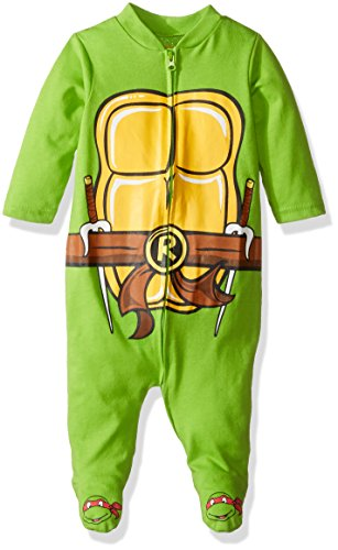 Nickelodeon Teenage Mutant Turtle Coverall Green product image
