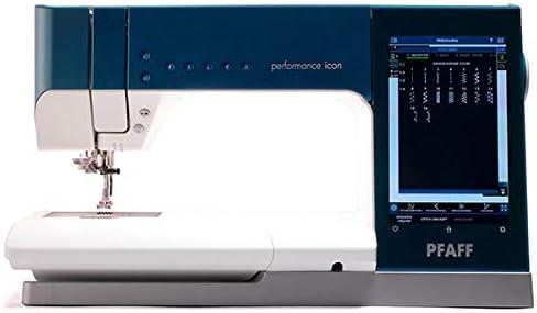 PFAFF máquina de Coser Performance Icon: Amazon.es: Hogar