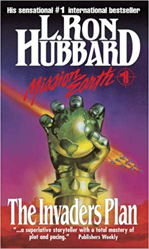 Mission Earth 1, The Invaders Plan: Amazon.es: Hubbard, L Ron ...