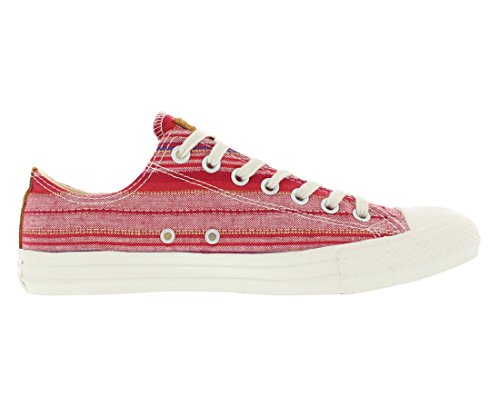 Converse Unisex Chuck Taylor All Star Ox Casual Shoe 147022f-converse Red ntxviFn