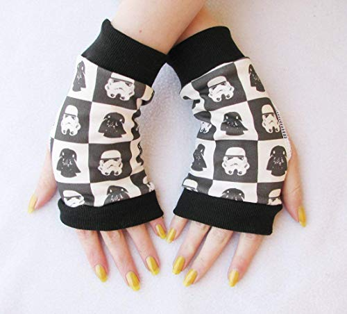 Guild Wars Cosplay Costumes - Sci-fi Wars Gloves Whose your Daddy