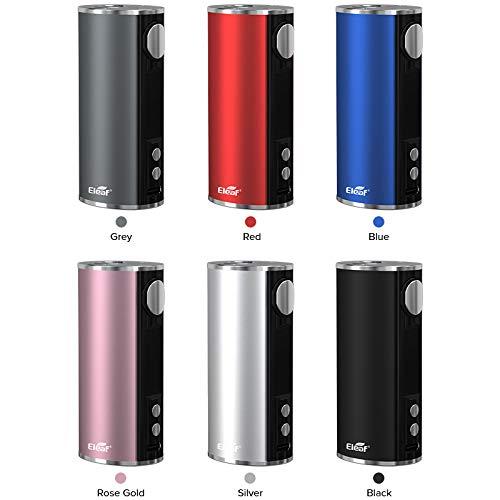 eLeaf iStick T80 80W 3000mAh Box Mod Akkuträger Farbe Grau