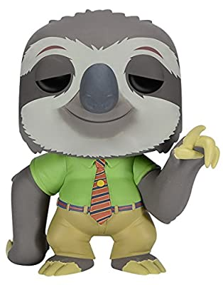 Funko Flash POP Disney: Zootopia Figure