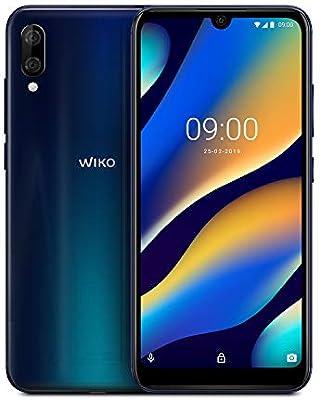 """WIKO View3 Lite – Smartphone de 6,09"""" HD+ IPS (Cámara Dual ..."""