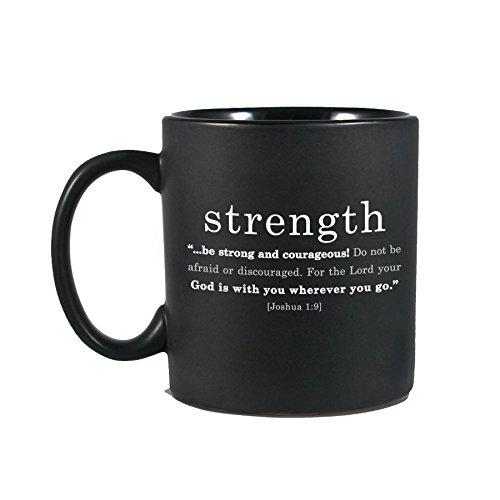 Lighthouse Christian Products Strength Ceramic