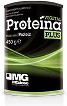 Proteina Vegetal Plus 450 Gr. de Mgdose: Amazon.es: Salud y ...