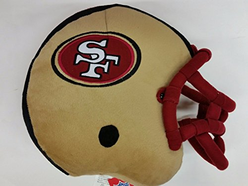 y San Francisco 49ers Helmet Shape Pillow ()