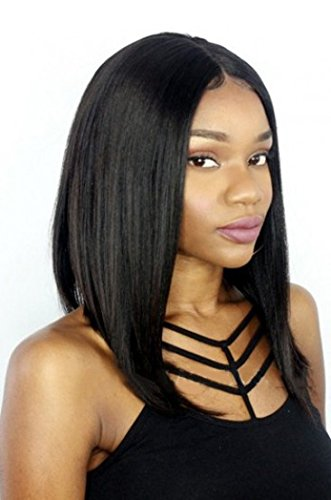 Amazon Com Wigs For Black Women Permanent Root To Tip Curls 4 5