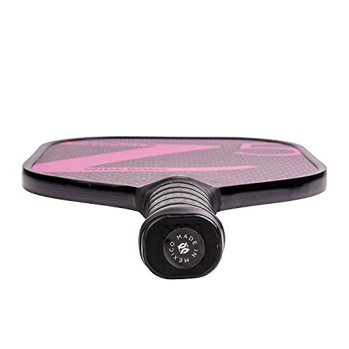 Onix Z5 Graphite Pickleball Paddle and Paddle Cover (Pink) by Onix (Image #4)