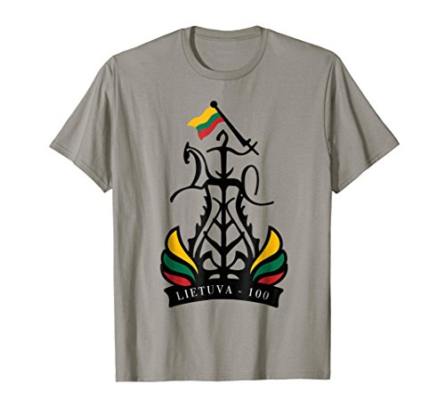 Restored Lietuva 100 - Lithuania Strong T-Shirt