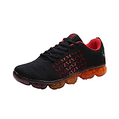 cf3d8305e LILICAT Men's Lightweight Casual Multisport Trainers Men's Lightweight Trainers  Gym Walking Fitness Breathable Running Sneakers Sports. LILICAT Shoes