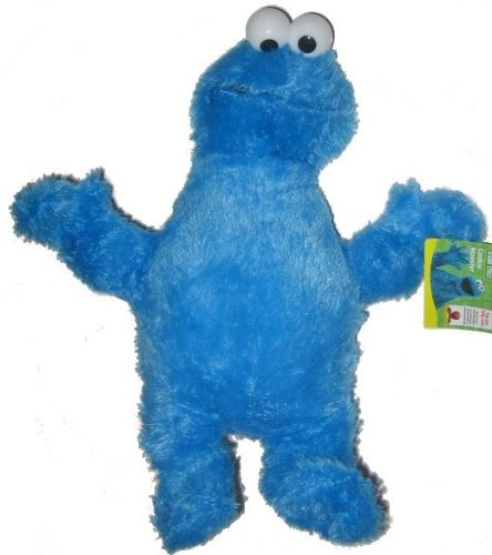 Sesame Street Cookie Monster 12-inch Plush 03-025 by Nanco