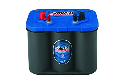 Optima 8006-006 BlueTop Marine Battery
