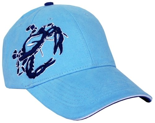 Blue Crab Hat ()