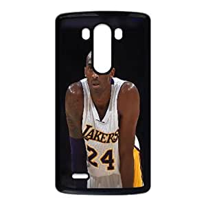 LG G3 Cell Phone Case Black Kobe Bryant_014 Gift P0J0Z3-2409986