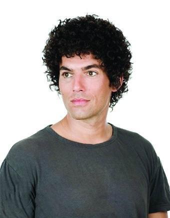 Locken kurze haare manner