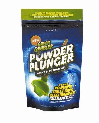 Amazon.com: ECOCLEAN SOLUTIONS GGPP Green Gobbler Powder Plunger ...