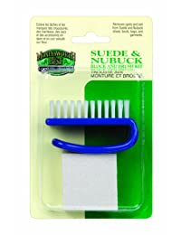 Moneysworth and Best Suede and Nubuck Block Brush Set, Assorted.