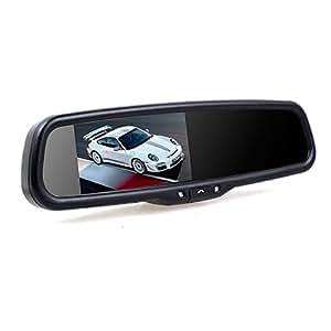 Amazon Com Auto Vox 4 3 Build In Bluetooth Upgraded Car