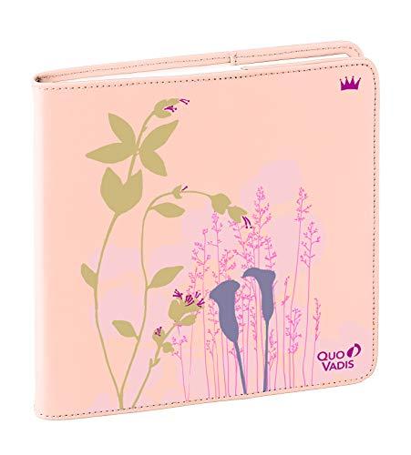 Quo Vadis Robert Le Heros 2019-2020 Academic Diary Weekly 16 x 16 cm Pink