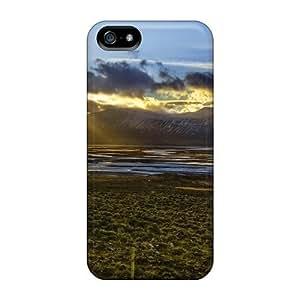 Anti-scratch And Shatterproof Beatiful Sunset Lscape Phone Case For Iphone 6 plus 5.5/ High Quality Tpu Case WANGJING JINDA