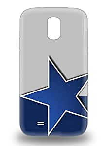 New Design Shatterproof Galaxy 3D PC Case For Galaxy S4 NFL Dallas Cowboys Logo ( Custom Picture iPhone 6, iPhone 6 PLUS, iPhone 5, iPhone 5S, iPhone 5C, iPhone 4, iPhone 4S,Galaxy S6,Galaxy S5,Galaxy S4,Galaxy S3,Note 3,iPad Mini-Mini 2,iPad Air )