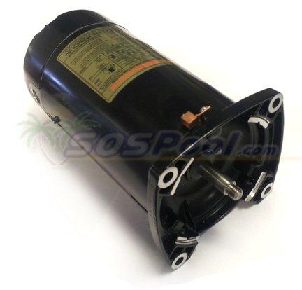 (Hayward Max Flo II Pump Original 1.05P 1 1/2HP Motor SPX2710Z1M)