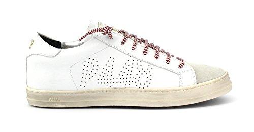 P448 Sneaker A7JOHN Whi/Lcm