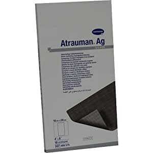 atrauman ag sterile dressings 10 x 20 cm pack of 10 by paul hartmann ag health. Black Bedroom Furniture Sets. Home Design Ideas