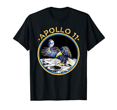 Apollo 11 50th Anniversary NASA Moon Landing T-Shirt
