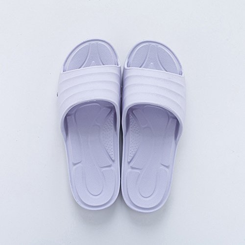 l'intérieur de option Accueil f chaussons à Chaussons plat à 3 avec ZZHF l'intérieur des à Chaussons en mode maison couleurs taille la de des femme bain plat chaussons la C confortables antidérapants qfwaIP8f