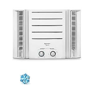 Ar-Condicionado Janela Springer Midea ECO 10.000 Btus/h 110v Frio (Manual) QCI108BB