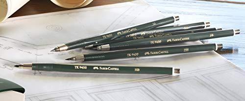 Faber-castell Tk9400 3mm 6b Clutch Pencil
