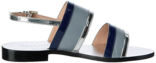 Dames Pollini Chat Sandales Slingback Plus De Couleur (multicolore)