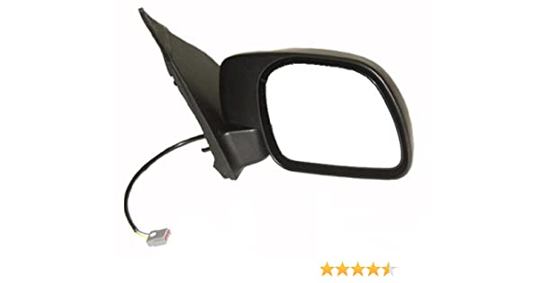 Unknown OE Replacement Ford Super Duty Pickup Passenger Side Mirror Outside Rear View Partslink Number FO1321217