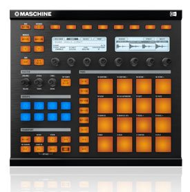 Beat Production Machine Software - Native Instruments Maschine Groove Production Studio (OLD MODEL)