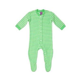 5d3f581f80 Living Crafts Baby Frottee-Schlafanzug aus Bio-Baumwolle: Amazon.de ...