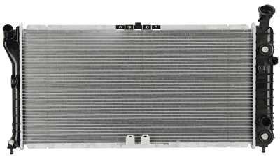 99 pontiac grand prix radiator - 6