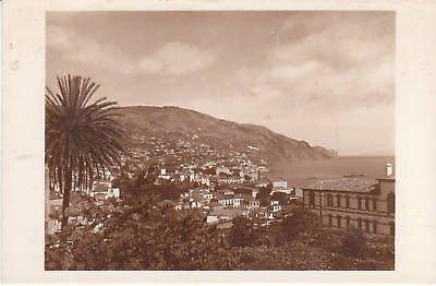 - E2131 Madeira, View From Bella Vista Hotel Ph. Postcard