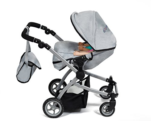 Double Baby Doll Prams - 5