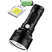 Rechargeable Waterproof 6000 Lumen Flashlight