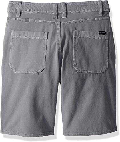 Big Boys Venture Overdye Short Boardshort Light Grey 23 [並行輸入品]