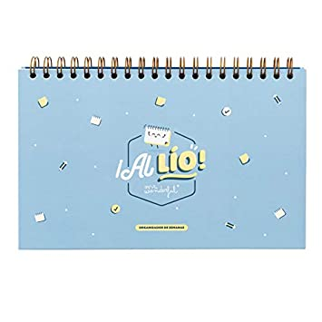 Amazon.com: Mr. Wonderful Weekly Planner - to Mess - Multi ...