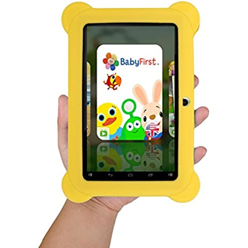 KOCASO [7 INCH] Quad Core [Android 4.4 KitKat] Kid's HD Tablet PC- 8GB Storage W/ 32GB Expandable Memory, 1024x600 Coupons