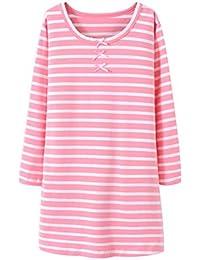 051621459e Girls  Nightgowns   Sleep Shirts 100% Cotton Sleepwear for Toddler 2-11  Years