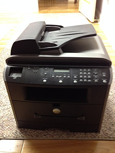 Dell Multifunction MFP Laser Printer - Printer Dell Toner 1600n