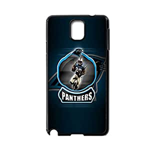 Generic Soft Design Back Phone Cover For Kids Print With Nfl Carolina Panthers For Samsung Galaxy Note3 N900 Choose Design 3