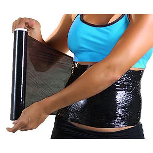 (3 Osmotic Plastic Body Wrap Paper Cellulite Waist Burning osmotica faja cinta)