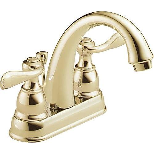 Delta Centerset Bathroom Faucet: Amazon.com